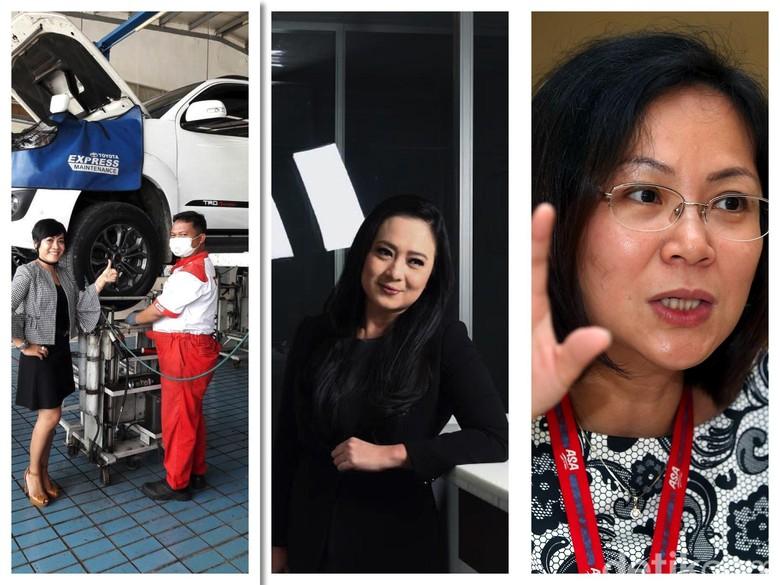 Wanita-Wanita Berjiwa Kartini di Bidang Otomotif