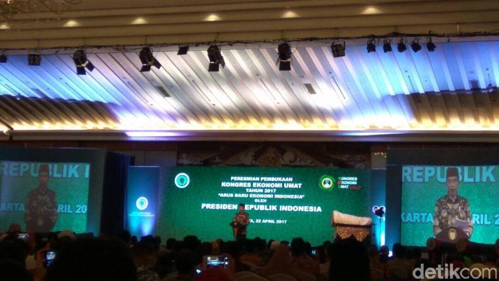 Jokowi Beberkan Cara Atasi Ketimpangan di RI