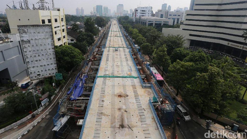 Telan Rp 22,5 T, MRT Jakarta Fase 2 Mulai Dibangun 2018