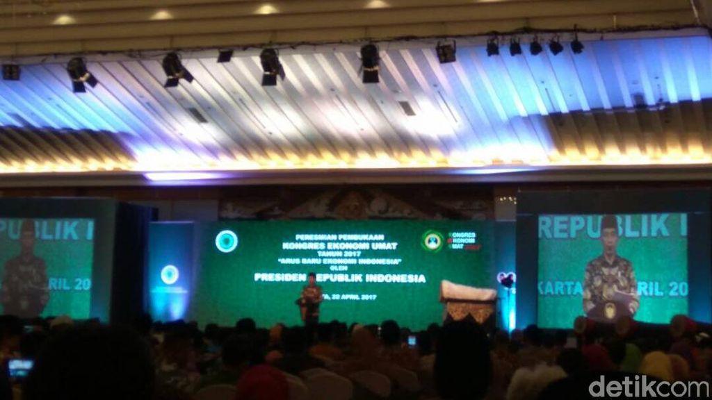 Jokowi Sebut 12,7 Juta Hektar Lahan Bisa Jadi Koperasi atau Pesantren
