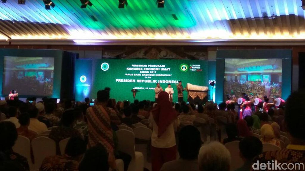 Di Hadapan Ulama, Jokowi Janji Pecat Menteri yang Tak Capai Target