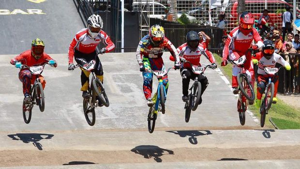 International BMX 2017 (Ardian/detikTravel)