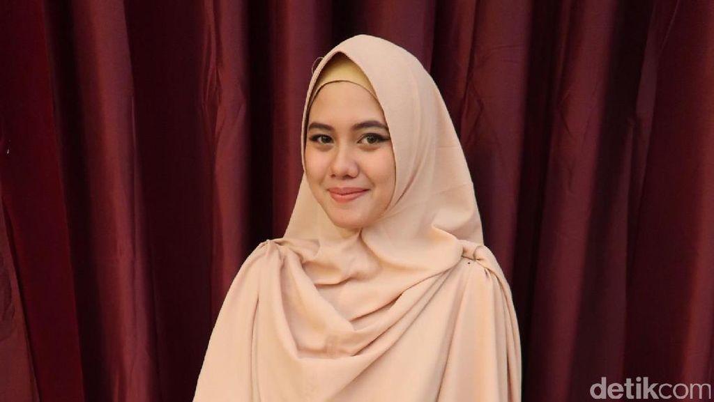 Cantiknya Adik Rachel Maryam di Audisi Sunsilk Hijab Hunt Bandung