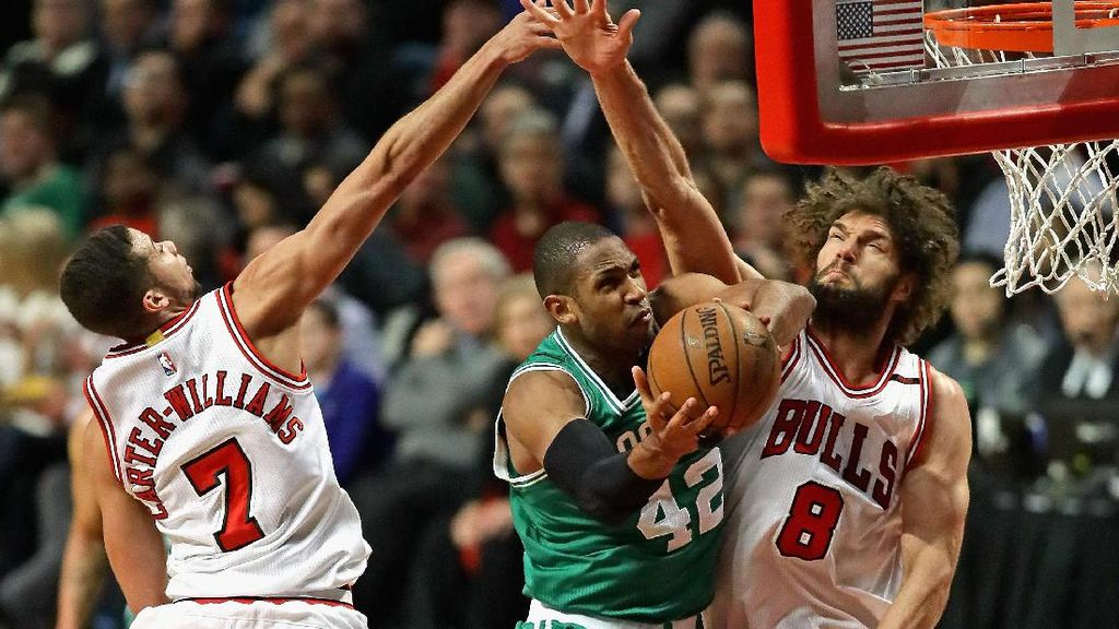 Celtics Bangkit, Kalahkan Bulls dan Rebut Gim Ketiga