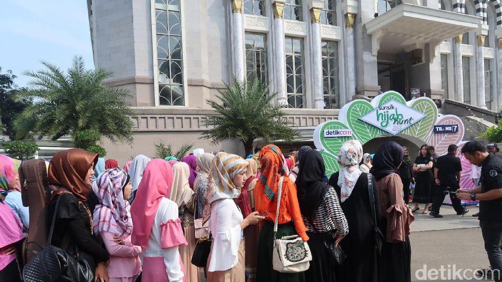 Hari Ini, Audisi Sunsilk Hijab Hunt Digelar di Masjid Trans Studio Bandung