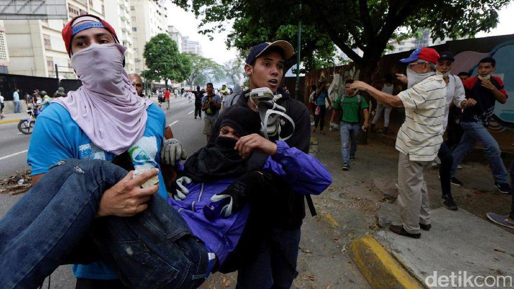 Angka Kematian Ibu dan Bayi Melonjak, Menkes Venezuela Dicopot