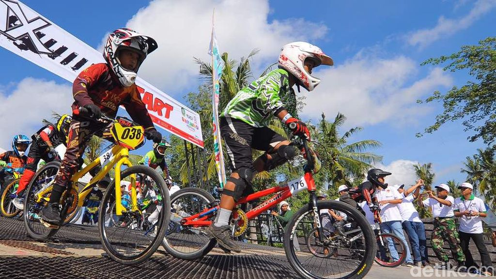 Banyuwangi International BMX Resmi Dibuka