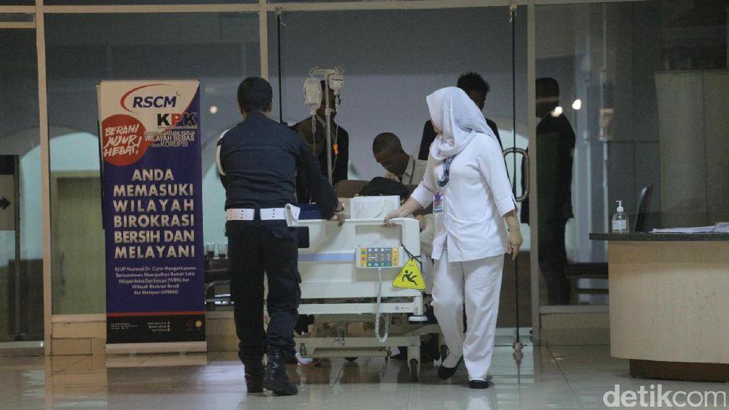 Demam, Jupe Diminta Dokter untuk Istirahat Total