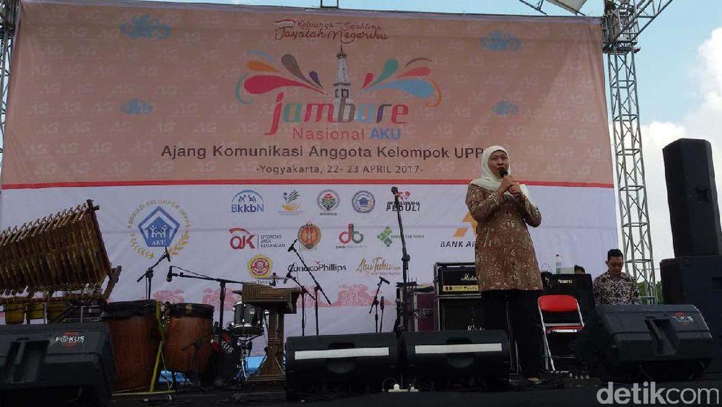 Mensos Akan Jadikan Yogya Sentra Industri Kreatif di Indonesia