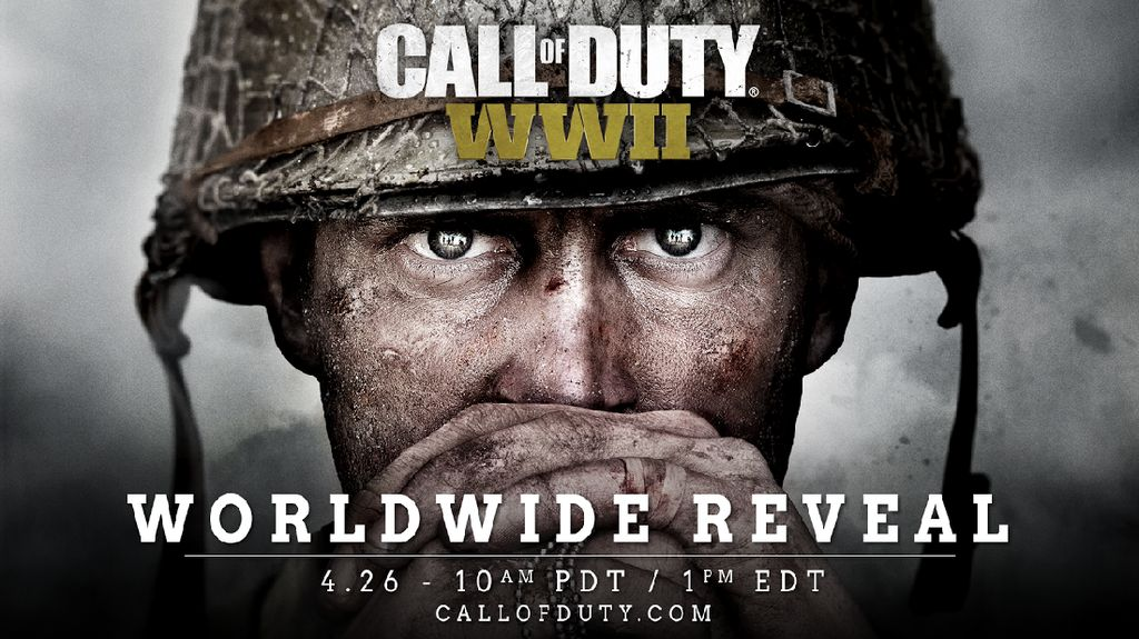 Catat! Ini Poin-poin Penting di Call of Duty: WWII