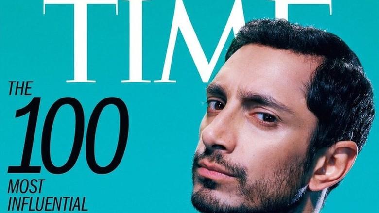 Aktor Muslim Jadi Bintang Sampul Tokoh Paling Berpengaruh Time