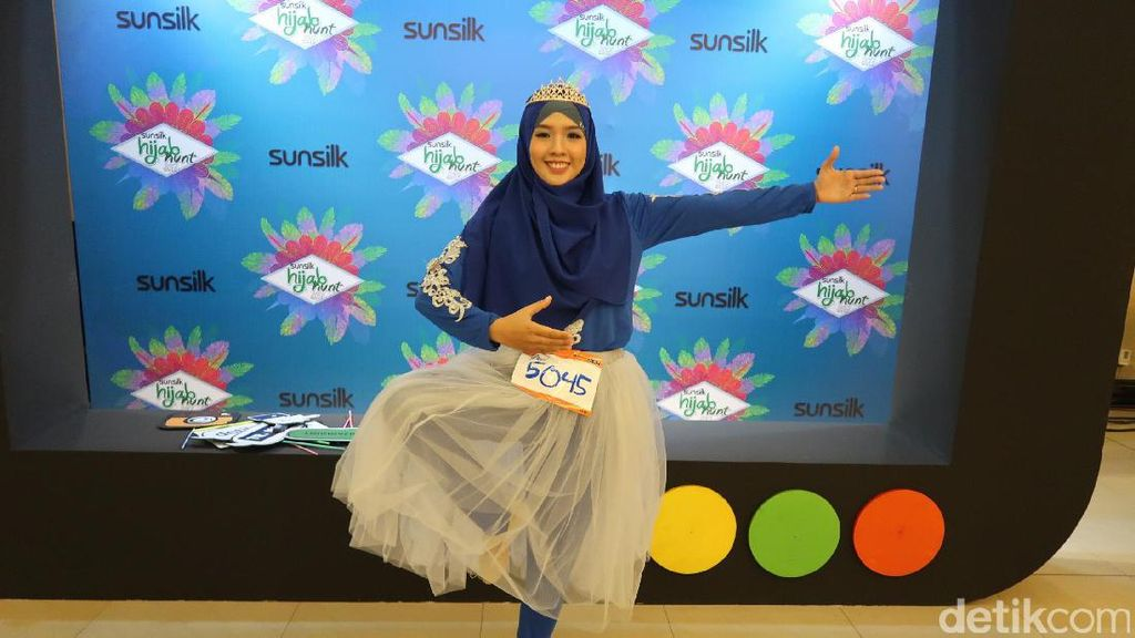 Ikut Sunsilk Hijab Hunt, Septiana Ingin Jadi Ballerina Berhijab di Indonesia
