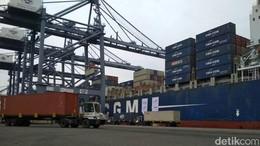 Ongkos Kirim Barang ke AS Bisa Hemat 30% dengan Kapal Raksasa