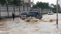 Banjir, Hindari Jalan Biru-Majalaya Bandung
