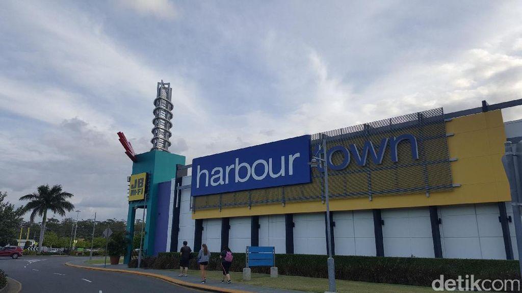 Wisata Belanja di Gold Coast, Ada Harbour Town yang Banyak Diskon