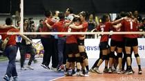 Jakarta Elektrik PLN Juara Proliga 2017