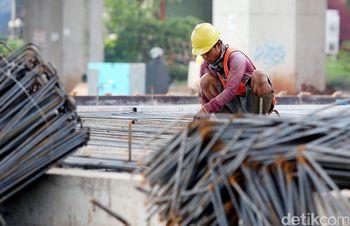 Pembangunan Jembatan Penghubung Tol Becakayu