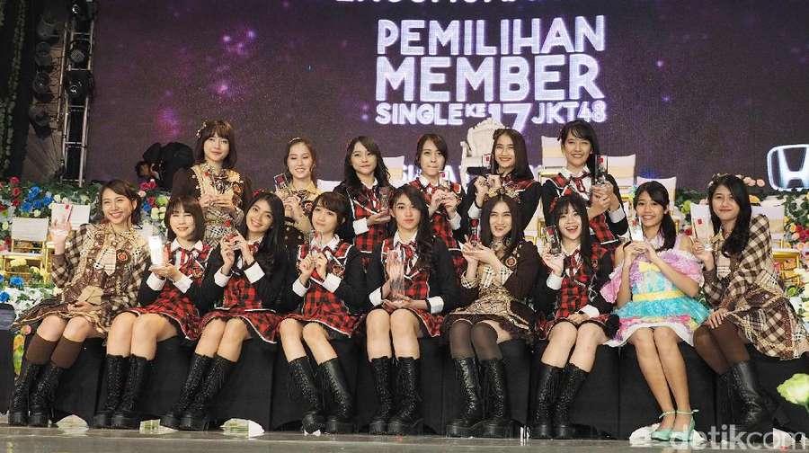 Ini Hasil Pemilu JKT48 2017
