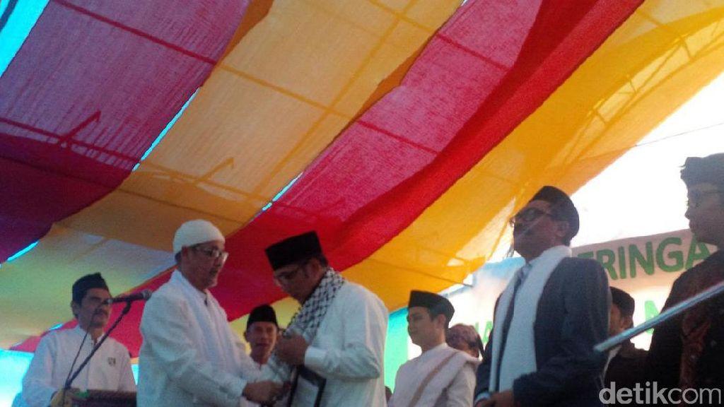Komunitas Pesantren Tetap Dukung Ridwan Kamil Meski Maju Jalur Partai