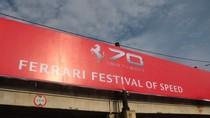 Rayakan Ultah ke-70, Ratusan Ferrari Kumpul di BSD