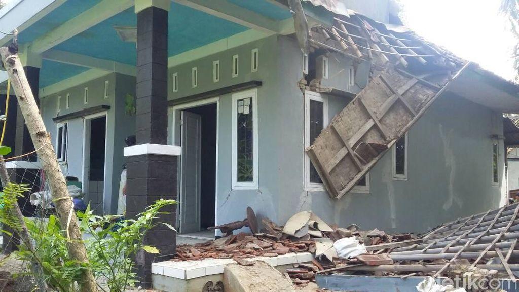 Gempa di Tasikmalaya, 148 Rumah Warga Neglasari Rusak