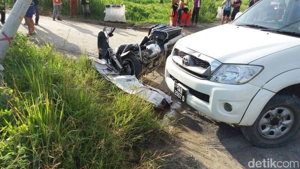WNI Pengendara Moge yang Kecelakaan di Sabah Sedang Tur Lintas Negara