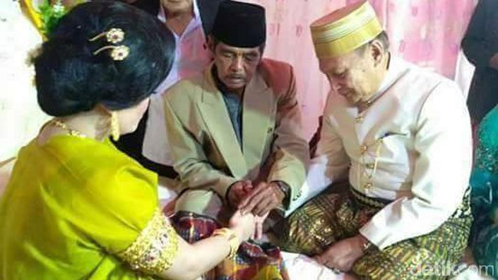 Mantan Wawali Parepare Nikahi Mahasiswi, Maharnya Lebih dari Rp 1 M