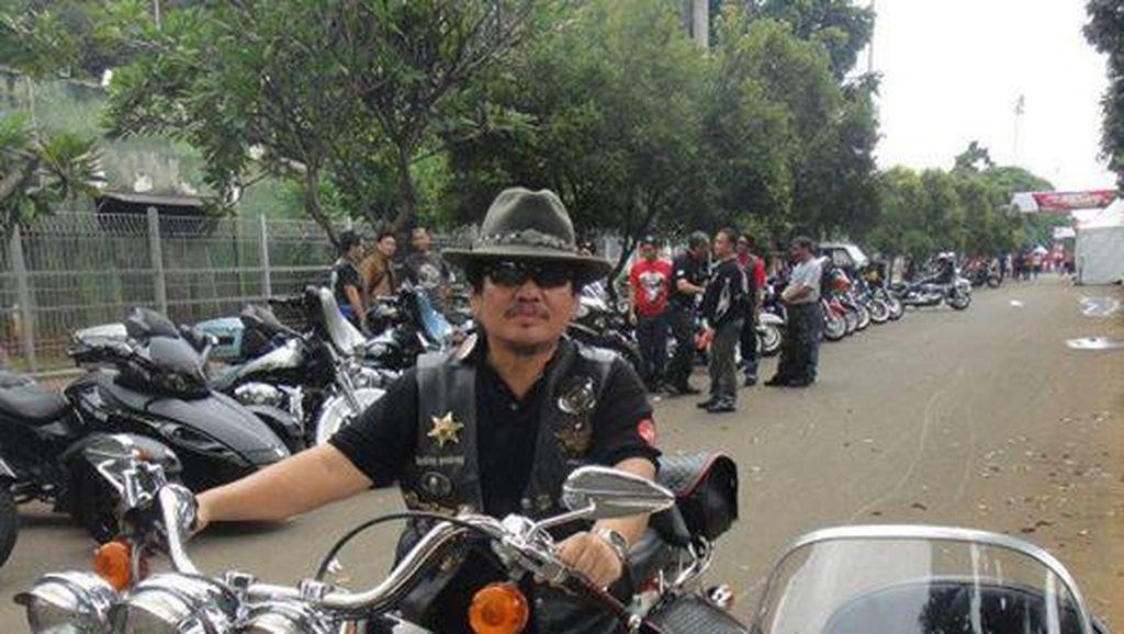Kenang Bambang Gondrong, Kapolda Metro: Dia Biker Bersahaja