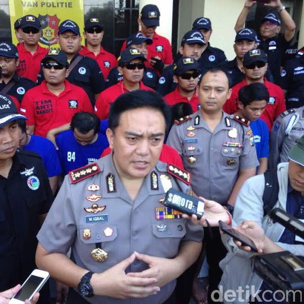 7 Tahanan Kabur Ditangkap, Kapolrestabes Apresiasi Kerja Keras Tim