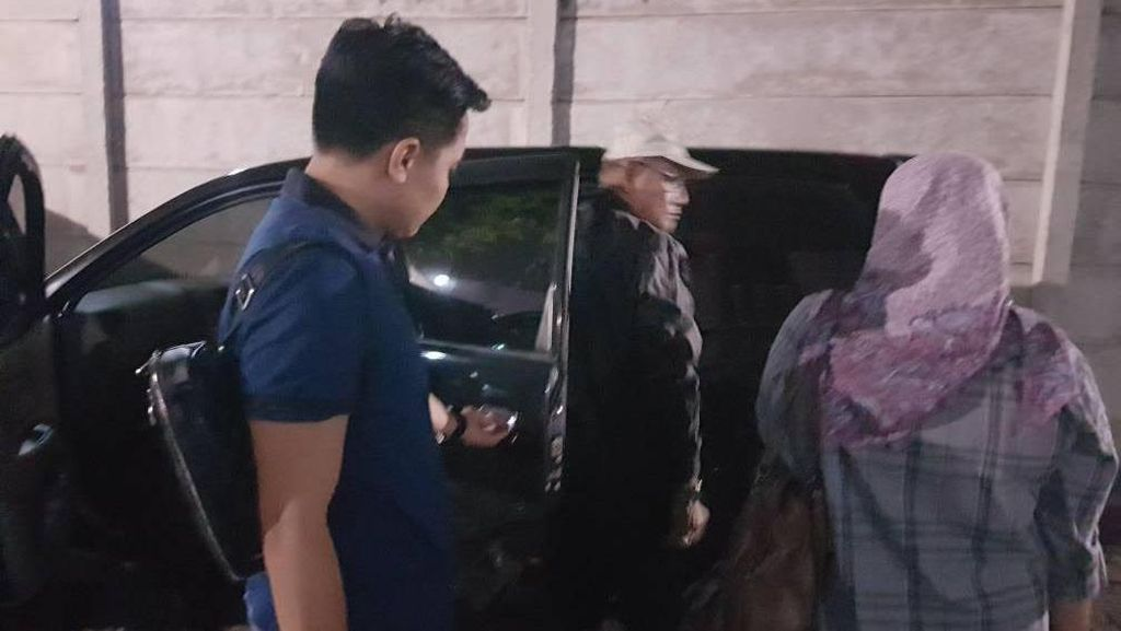 Anggota DPRD Samarinda Ditangkap Saat Sedang Bersama Istri Kedua