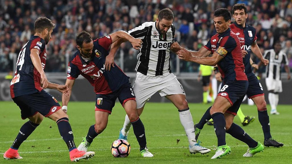Bukan Laga yang Mudah bagi Juventus