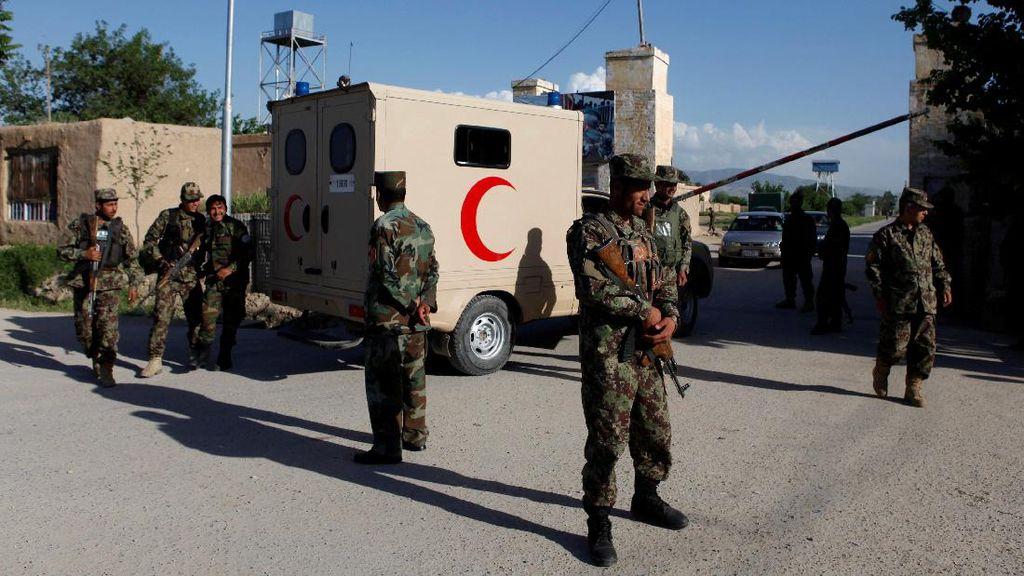 Usai Serangan Taliban, Menhan Afghanistan Mundur