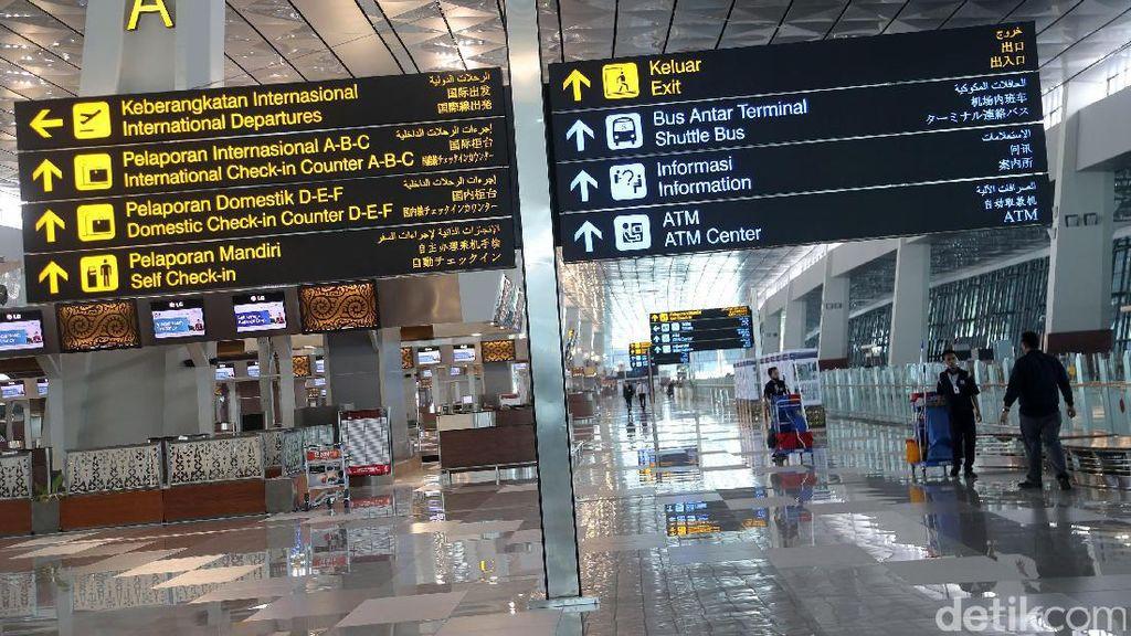 Digitalisasi Bandara, Ini Untungnya Buat Penumpang