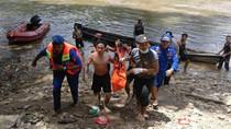 Kapal Tenggelam di Kapuas, 5 Korban Tewas Berhasil Dievakuasi