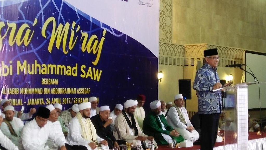 Anies akan Jadi Pengelola Masjid Istiqlal Saat Resmi Gubernur DKI