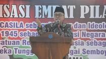 Silaturahmi Kebangsaan, Zulkifli Hasan Serukan Persatuan Umat Islam