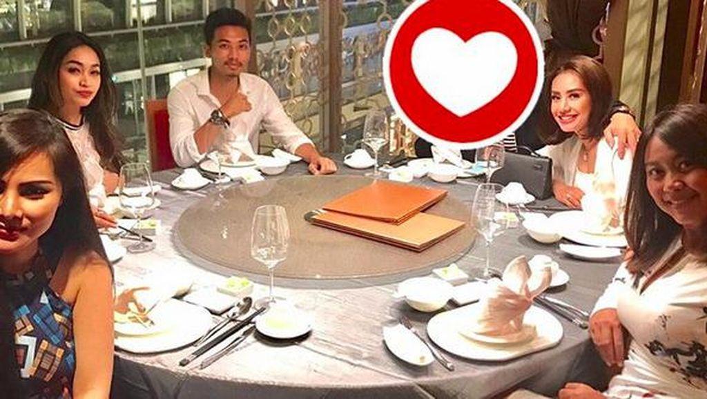 Pasca Cerai, Inikah Kekasih Baru Shinta Bachir?