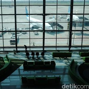 Terminal 3 Bandara Soekaro-Hatta Bisa Tampung 25 Juta Penumpang/Tahun