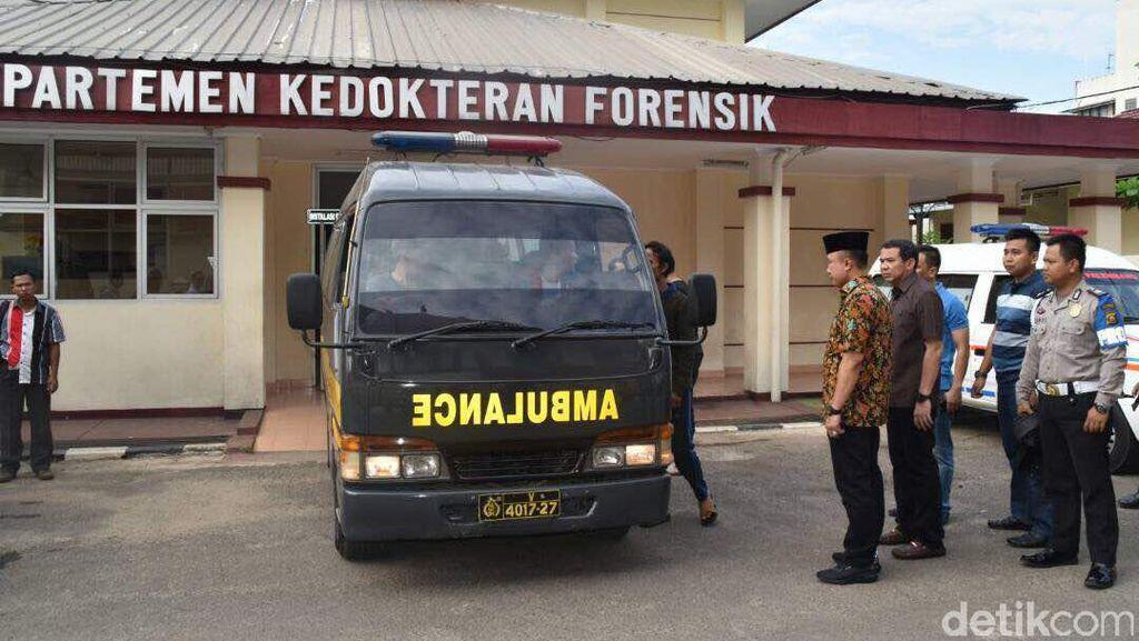 Indra, Penumpang Mobil yang Ditembaki Polisi Meninggal di RS