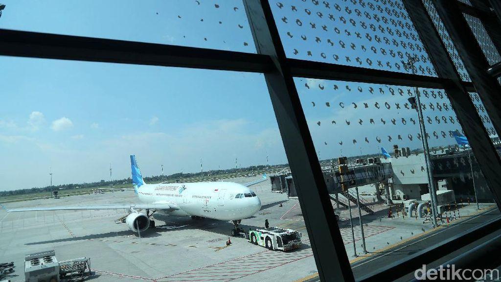 Garuda Indonesia Buka Rute Surabaya-Sorong