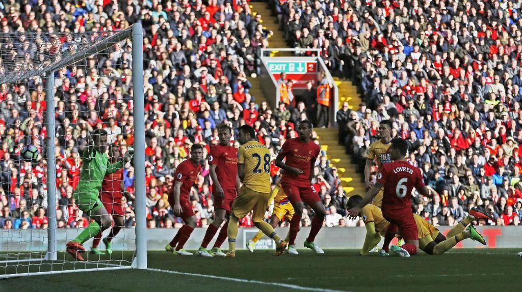 Hasil Liga Inggris Pekan 34