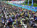 Ribuan Orang Komunitas V-Ixion dan R15 Banjiri Sentul di Yamaha Sunday Race