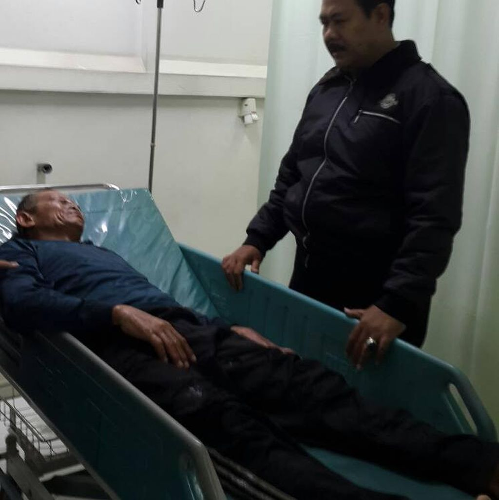 Gas Melon Meledak di Bandung, 1 Orang Luka Bakar