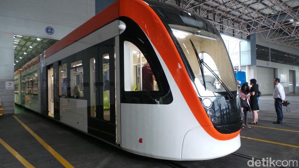 Pabrik Kereta China Ingin Terlibat di Proyek Kereta Cepat Jakarta-Bandung