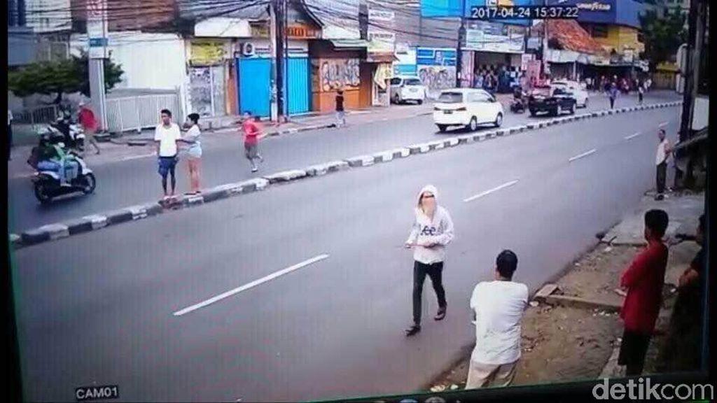 Pelaku Pembacokan Saat Tawuran di Cawang Ditangkap Polisi