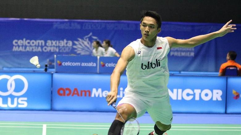 Sakit, Jonatan Juga Absen di Kejuaraan Asia 2017