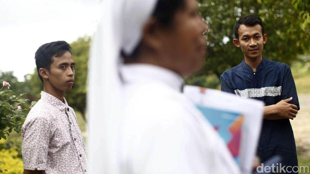 Pesan Damai Dari Guru di Perbatasan Indonesia
