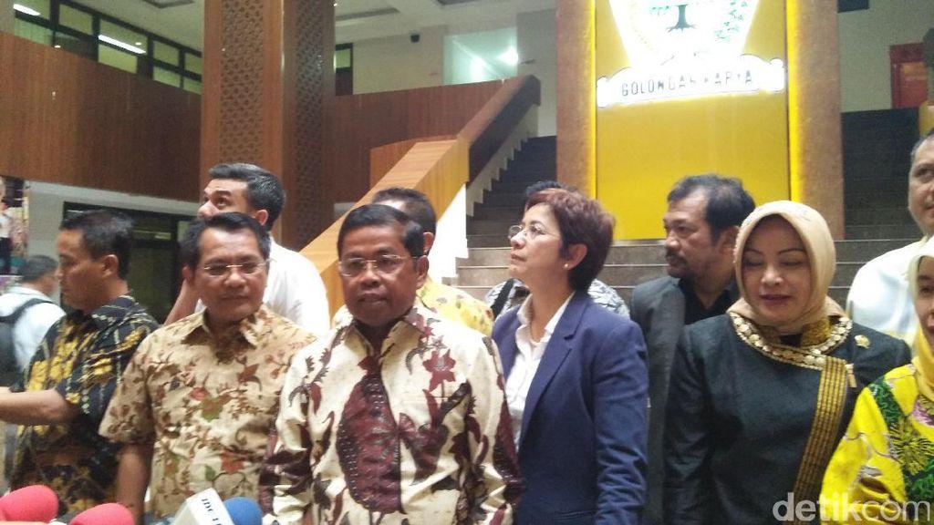 Isu Reshuffle, Golkar: Kami Dukung Jokowi Tanpa Syarat