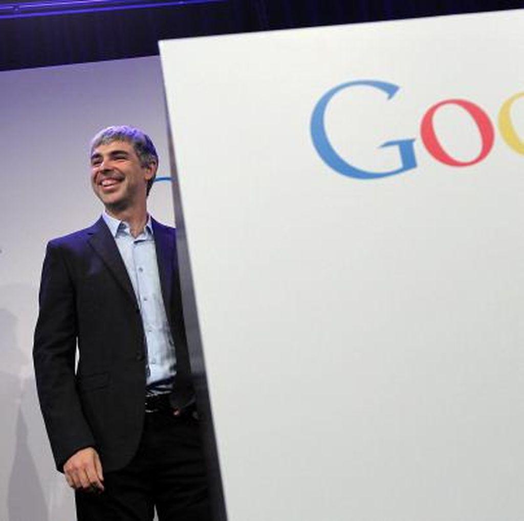 Kata-kata Bijak Pendiri Google yang Patut Disimak