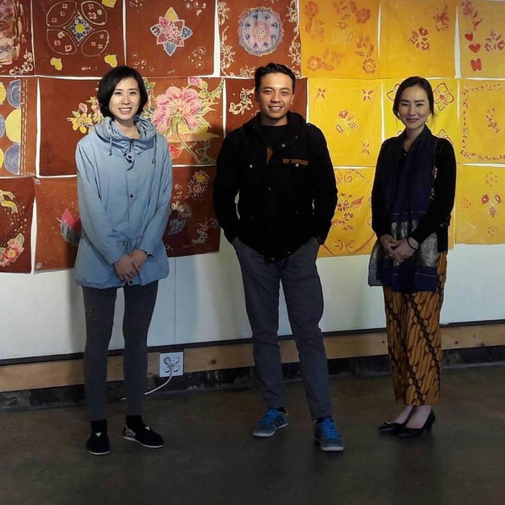 Batik Diperkenalkan ke Negeri Ginseng